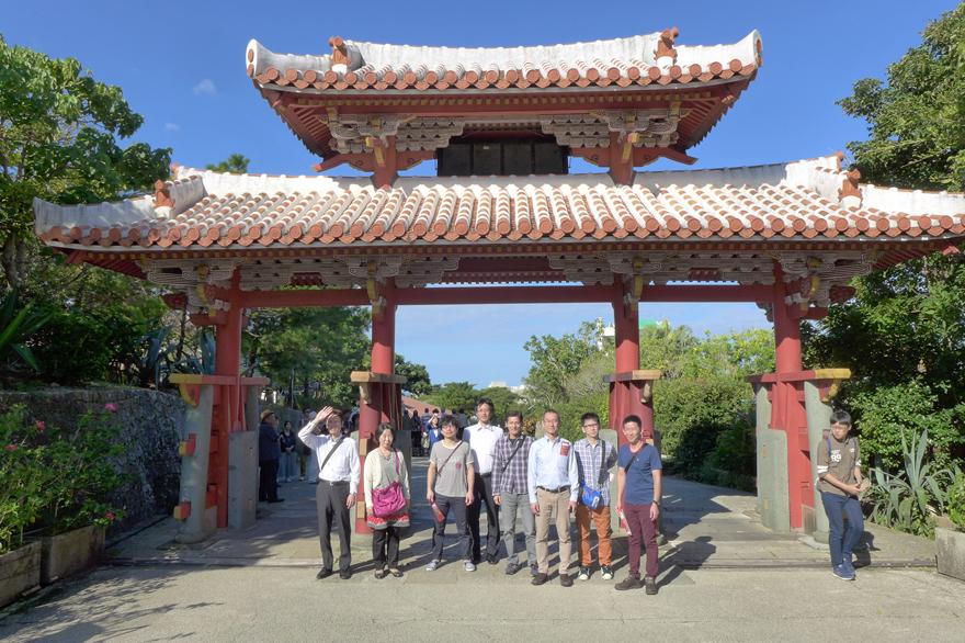 首里城 守礼の門