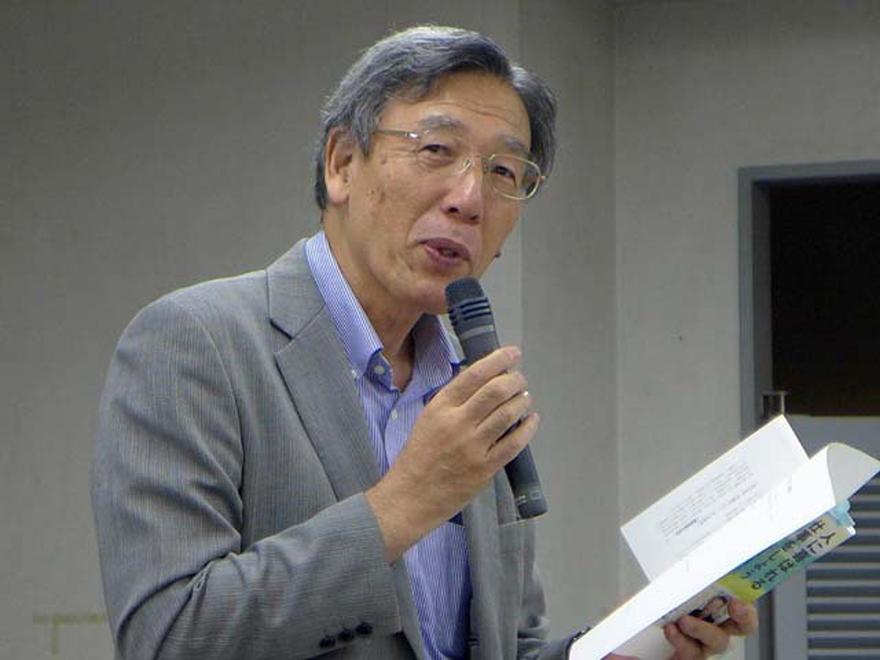 法政大学教授 坂本光司先生
