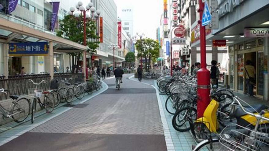 静岡市 呉服町商店街