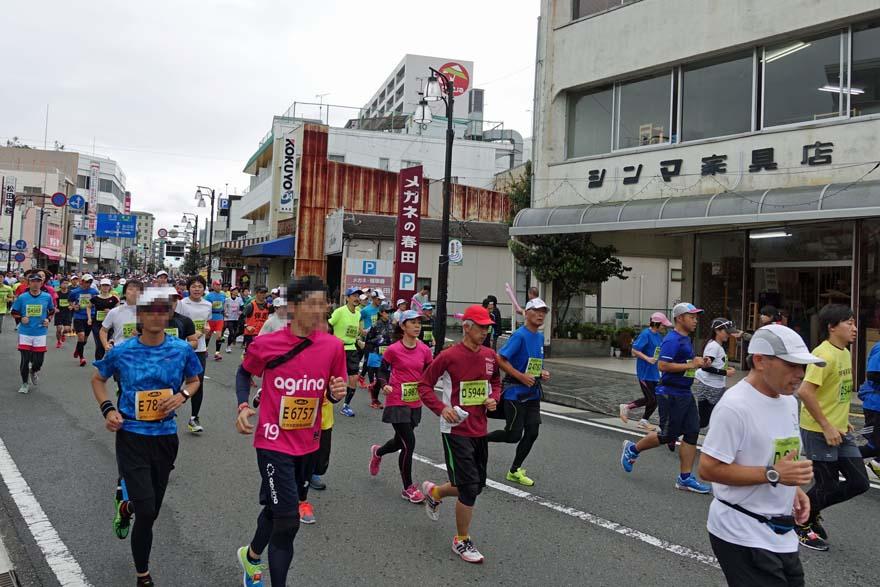 しまだ大井川マラソン