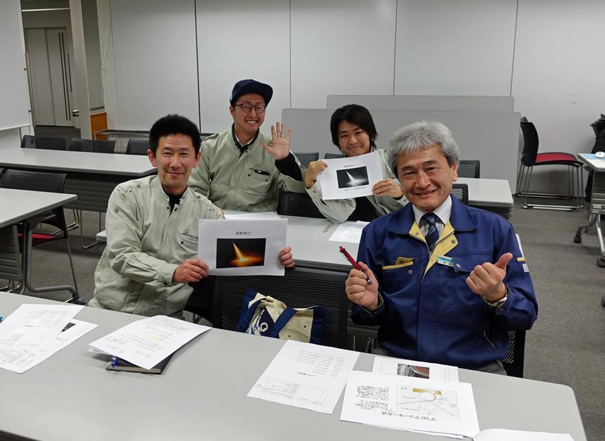 村田ボーリング技研・プレゼンメンバー