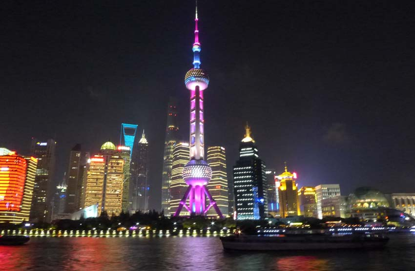 中国上海浦東地区