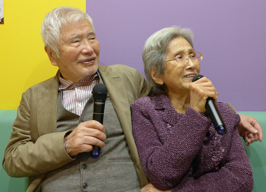 両親とカラオケ