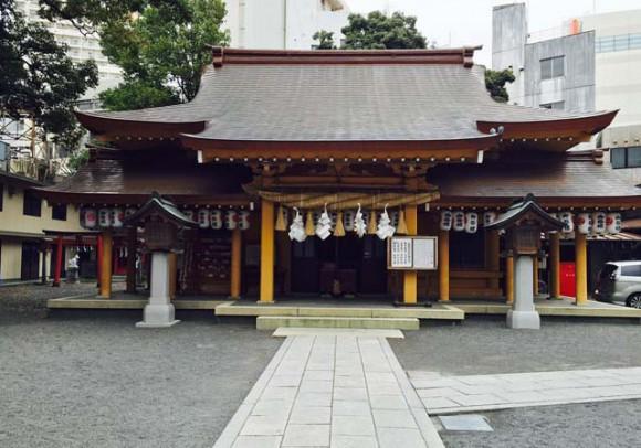 千勝浅間神社