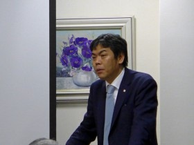 MKタクシー 青木社長