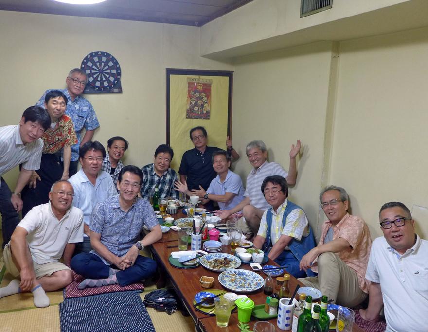 静岡聖光学院2期生 定例懇親会