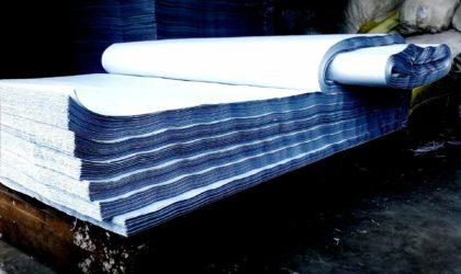 溶射事例:製紙