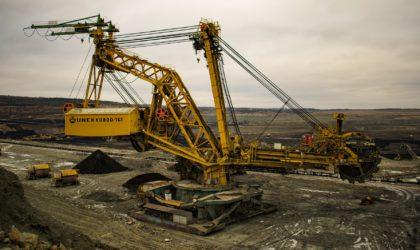 溶射事例:石炭