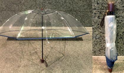 折り畳みビニール傘